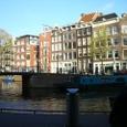 アムステルダムの景色